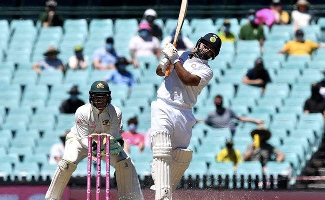 Aus Vs Ind 3rd Test Day 5: ऋषभ पंत 97 रन बनाकर आउट, भारत का चौथा विकेट गिरा