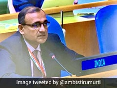 UN Security Council Unable To Address Complex Issues Of International Peace: India