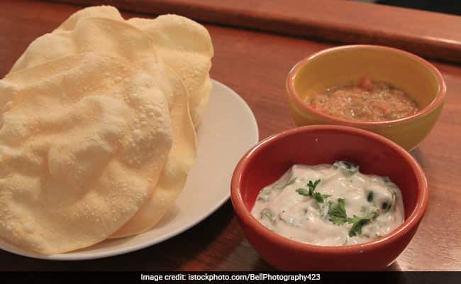 High Blood Pressure: Why It May Be Safe To Have Homemade Papads And Pickles