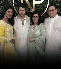 Priyanka Chopra's Father-In-Law's Big Shout Out To The Actress
