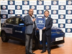 Hyundai India Provides Kona electric To IIT Delhi For Research