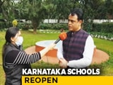 Video : After 9 Months, Schools And Colleges In Karnataka To Reopen Today