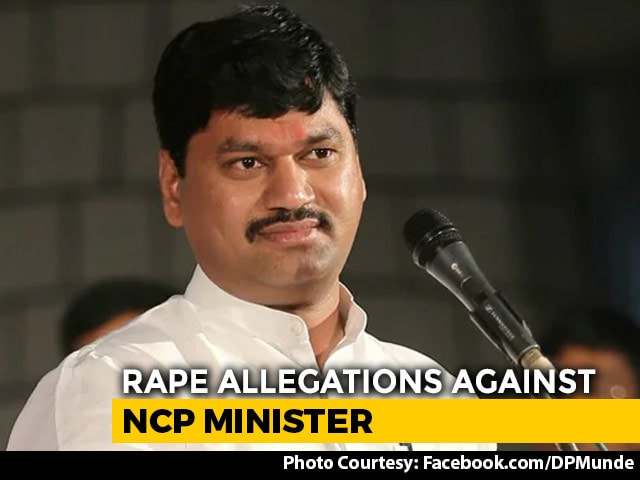 Video : Will Maharashtra Minister Accused Of Rape Quit? NCP Weighs Options