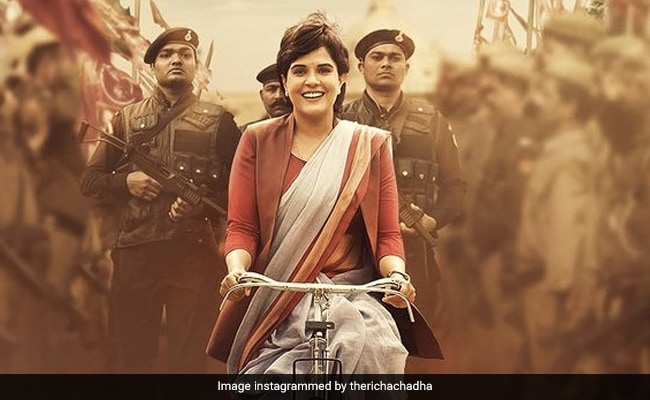 Madam Chief Minister Review: Richa Chadha's Political Drama Is Worse Than Bland. It Is Bunk