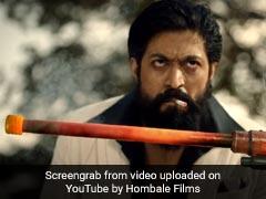 KGF Chapter 2 में यश की होगी धमाकेदार एंट्री, अमिताभ बच्चन की 'अग्निपथ' की दिला देगी याद