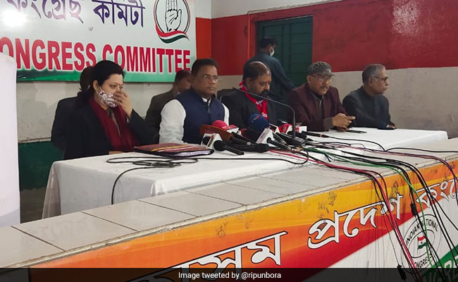 Ahead Of PM's Visit To Assam, Congress Poses 24 Questions For Him