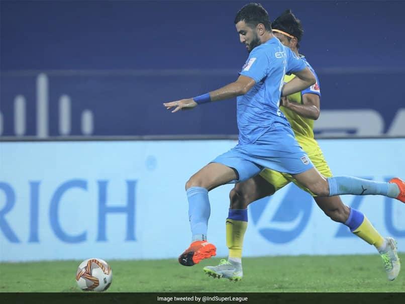ISL: Mumbai City Edge Past Kerala Blasters To Reclaim Top Spot