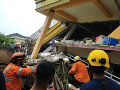 42 Killed, Hundreds Injured After Strong Quake In Indonesia's Sulawesi