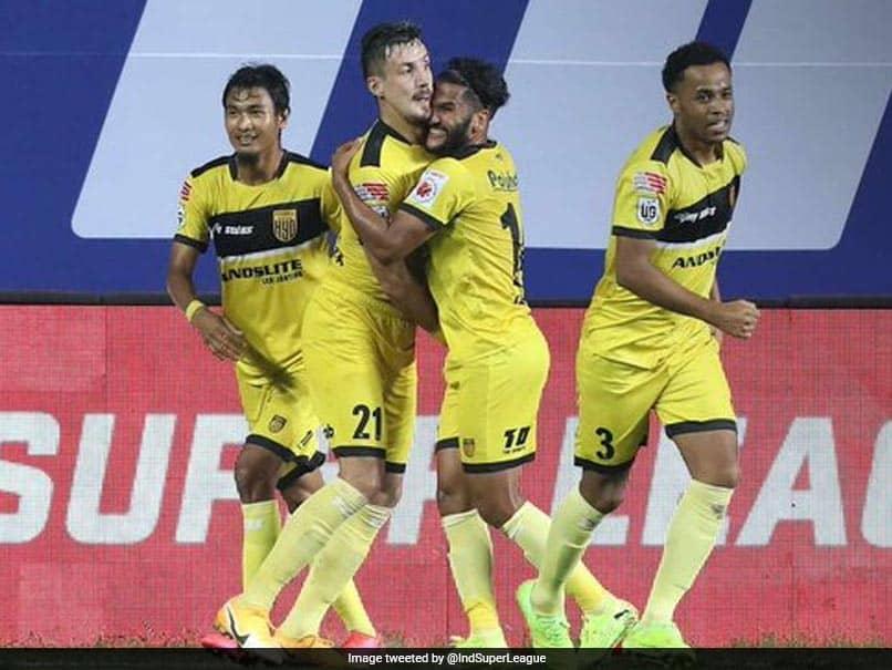 ISL: Hyderabad FC Score 2 Late Goals Leaving Bengaluru FC Frustrated