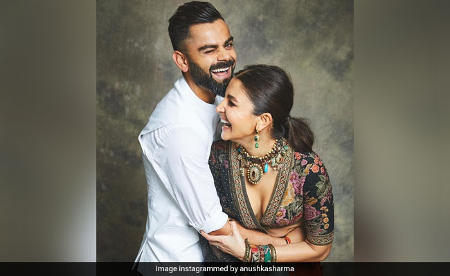 With Love To Anushka Sharma And Virat Kohli From Madhuri Dixit, Farhan Akhtar And Other Stars