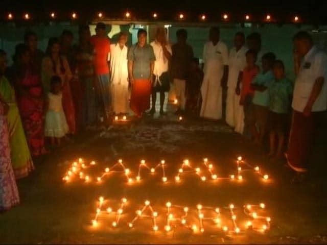 Video : Tamil Nadu Villages Celebrate As Kamala Harris Creates History