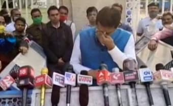 Third Minister Quits Mamata Banerjee's Government, Breaks Down On Camera