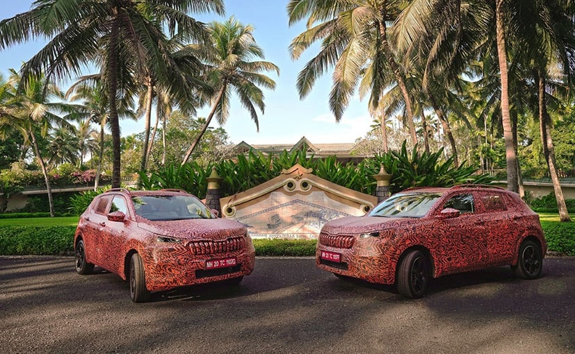 The Skoda Kushaq will be unveiled in March 2021 and will likely go on sale in June this year.