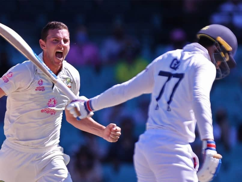 Aus vs Ind 4Th Test: Australia pacer Josh Hazlewood accepts that his team got fail in this area on Day 3