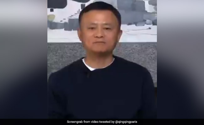What Jack Ma Said After Resurfacing In Video