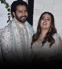 Make Way For Newlyweds Varun Dhawan And Natasha Dalal