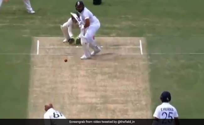 India vs Australia: Rohit Sharma falls to Nathan Lyon yet again, the sixth time in Tests Watch video