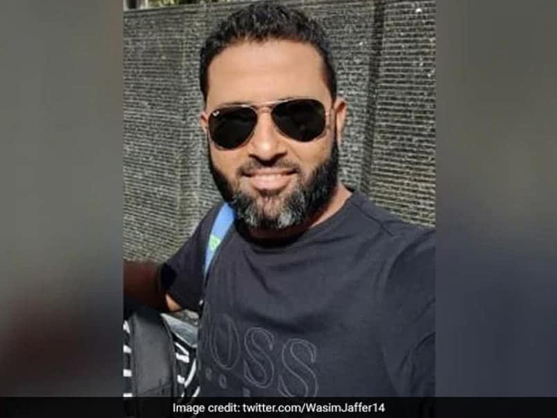 MS Dhoni's Pic Draws Witty Caption From Wasim Jaffer - NDTVSports.com