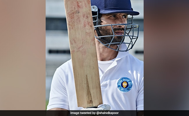 Shahid Kapoor's Jersey To Release On Diwali. Details Here