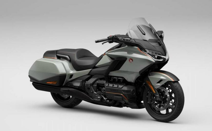 The Honda Gold Wing gets minor updates for 2021