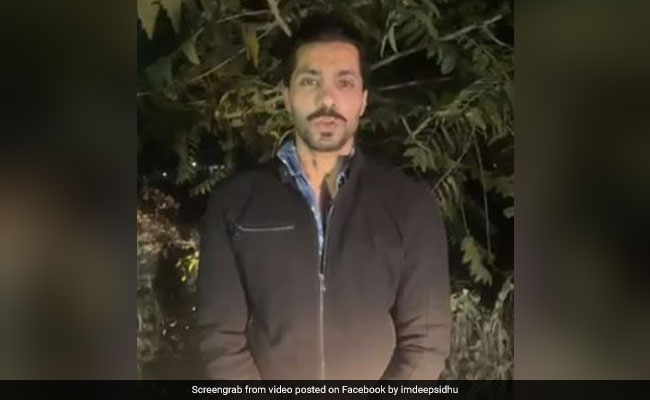 Who Is Deep Sidhu? Actor Blamed By Farmers For Tractor Rally Violence
