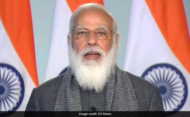 'A Phone Call Away...': PM Modi At All-Party Meet On Farmers' Issues
