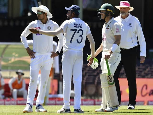 Cricket Australia Confirms Racial Abuse Of Indian Players In Sydney Test
