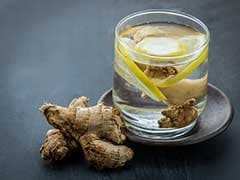 Detox Drink Recipe: Here's Why You Should Start Your Day With Pink Salt-Ginger Water