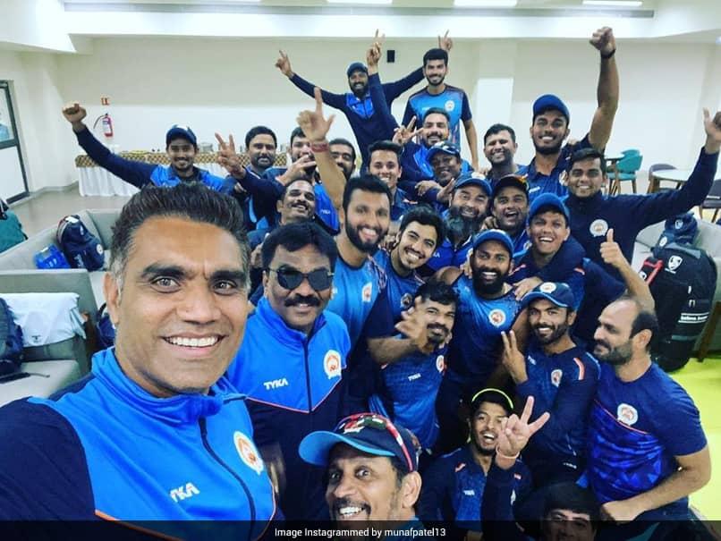 Syed Mushtaq Ali Trophy: Baroda Beat Punjab By 25 Runs To Enter Final