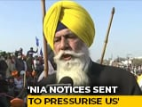 Video : Probe Agency Summons 40 People Including Farmers' Leader, Punjabi Actor