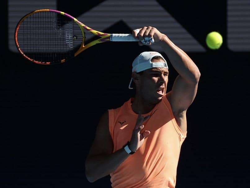 """Rafael Nadal Ready To Perform For """"Suffering"""" Fans Around The World"""