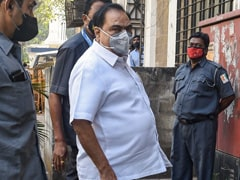 NCP's Eknath Khadse Appears Before Probe Agency In Land Deal Case