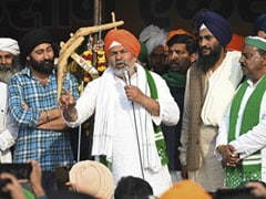 Farmer Leader Rakesh Tikait Demands Separate Budget For Agriculture Sector