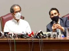 """Vaccine Safe"": Adar Poonawalla, Uddhav Thackeray On Serum Institute Fire"