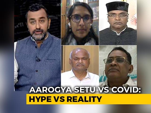 Video : Aarogya Setu vs Covid: Hype vs Reality