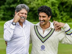 """Colossus Of A Captain"": Ranveer Singh's Birthday Wish For ""OG"" Kapil Dev"