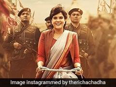 ऋचा चड्ढा ने फिल्म 'मैडम चीफ मिनिस्टर' के पोस्टर विवाद पर दी सफाई, कहा- अनजाने में हुई चूक