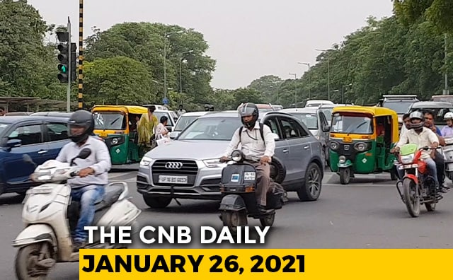 Video : Vehicle Scrappage Policy | Kia 2 Lakh Car Sales | Republic Day Rally