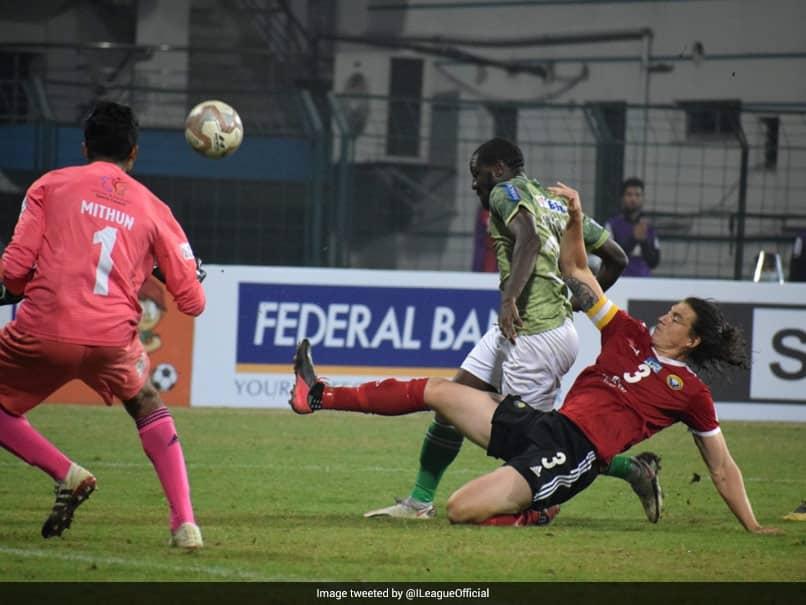 I-League: Real Kashmir FC, Gokulam Kerala FC Play Out 0-0 Draw