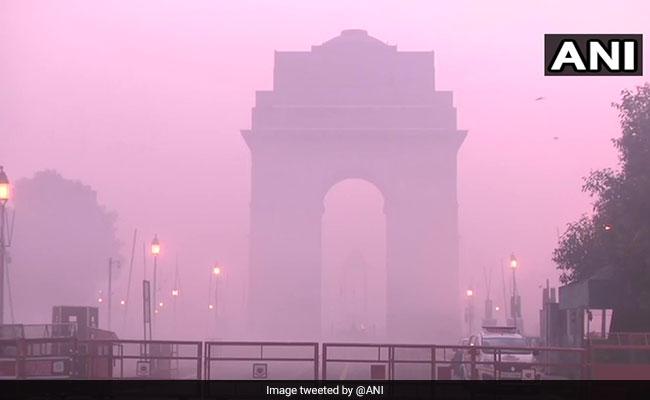 Weather News Today: Dense Fog Over Pockets In Delhi, Punjab, Haryana