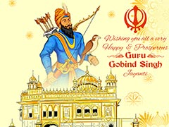 Happy Guru Gobind Singh Jayanti: Wishes, Pics, Facebook Messages To Share