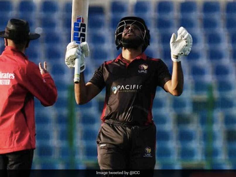 Centuries From Chundangapoyil Rizwan, Muhammad Usman Steer UAE To Six-Wicket Win Over Ireland In First ODI
