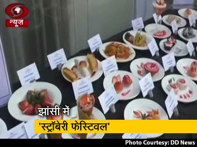 Video : 'मन की बात' में PM मोदी ने किया 'स्ट्रॉबेरी फेस्टिवल' का जिक्र