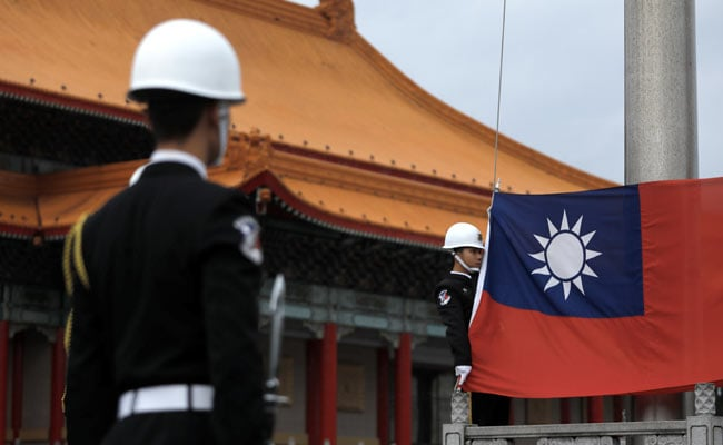 'Independence Means War', China Warns Taiwan