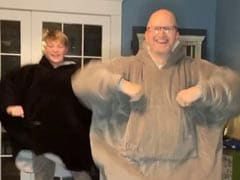 This US Man Is Going Viral For His Bollywood Dance Videos. Seen Them Yet?