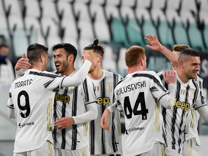 Italian Cup: Juventus Thrash SPAL 4-0, Atalanta Beat Lazio In 3-2 Thriller