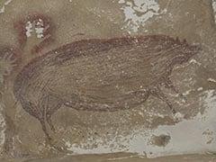 इंडोनेशिया की गुफा में मिली 45 हजार साल पहले बनाई गई दुनिया की सबसे पुरानी पेंटिंग