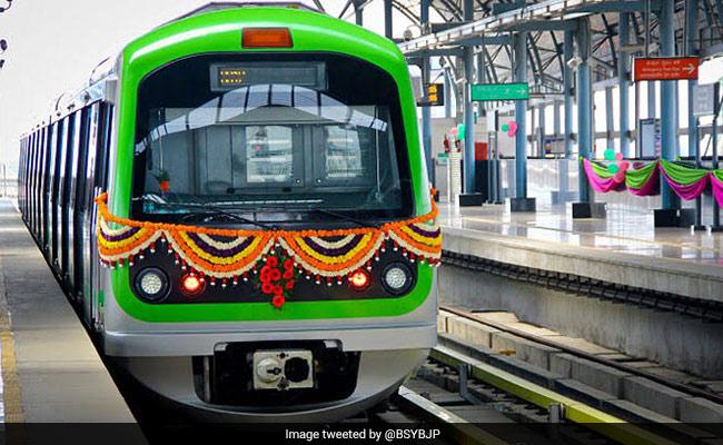 Bengaluru To Get New 6-Km Metro Line On Makara Sankranti Today