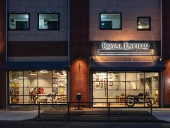 Royal Enfield Enters Japan; Opens Flagship Store In Tokyo