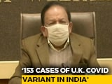 Video : Covid Contained, No New Cases In Fifth Of Country, Says Government